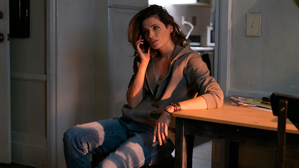 Absentia season 2 - Stana Katic
