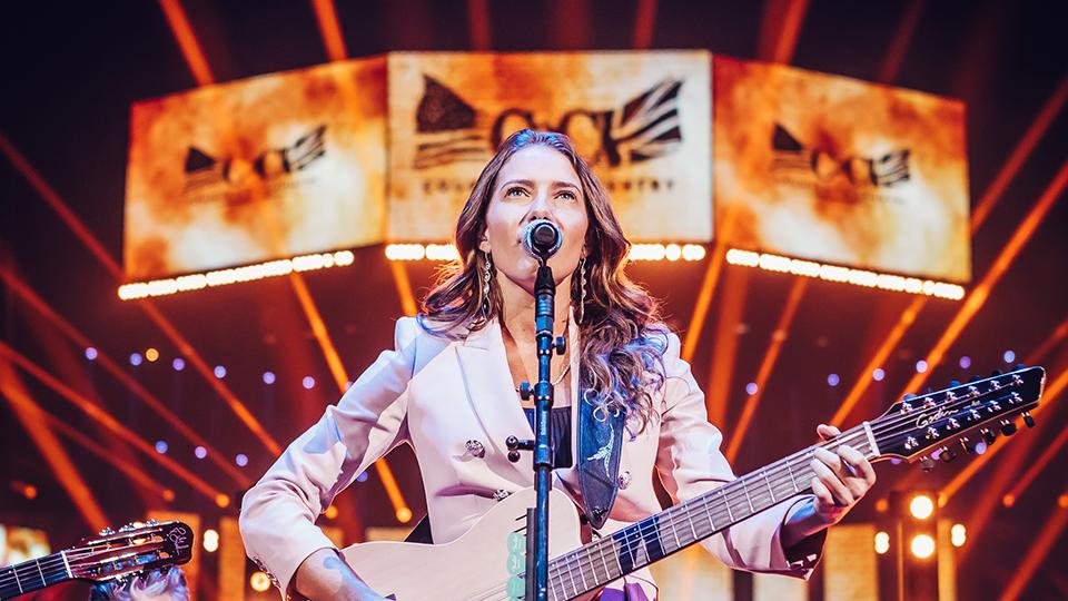 Caroline Jones at C2C 2019