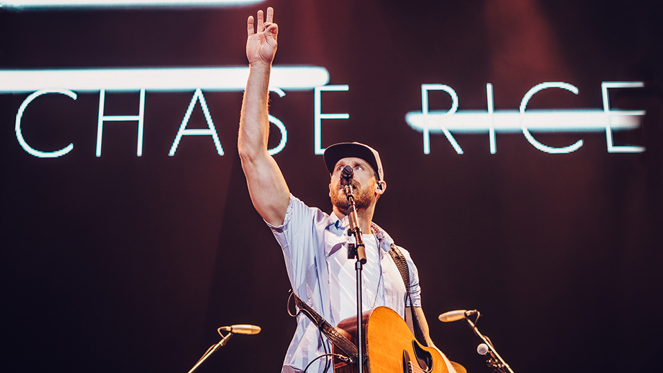 Chase Rice at C2C 2019