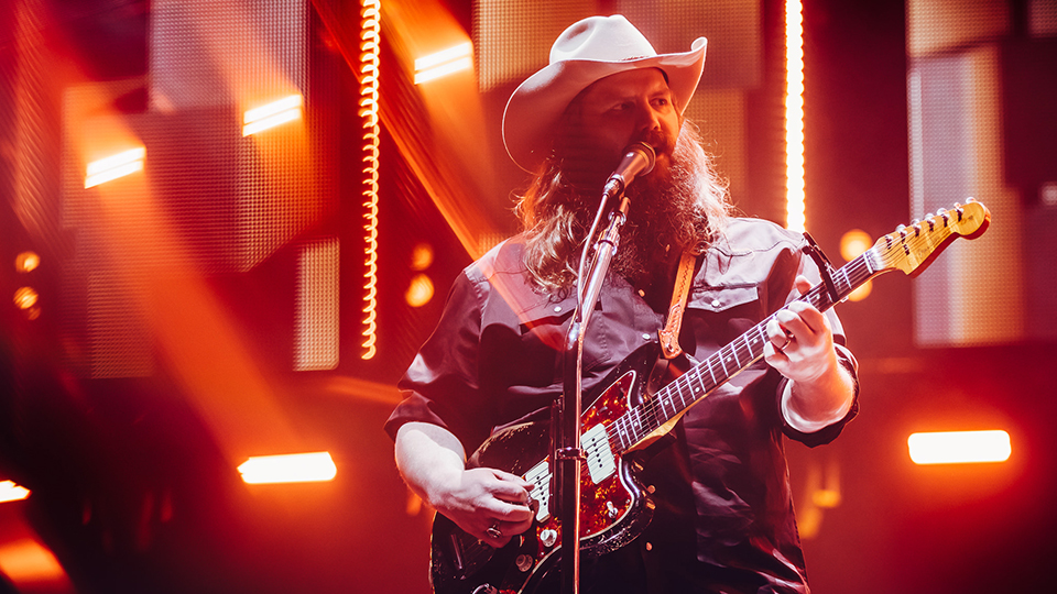 c2c country to country 2019 chris stapleton live review entertainment focus. Black Bedroom Furniture Sets. Home Design Ideas