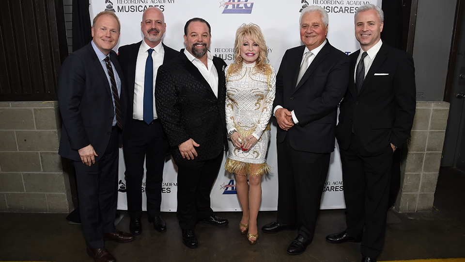 Dolly Parton and Sony/ATV