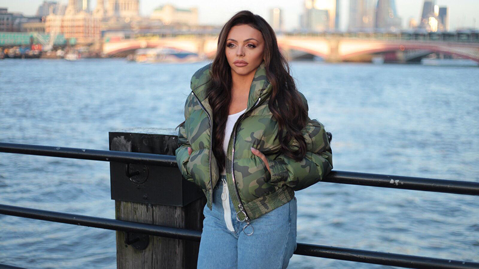 Little Mix's Jesy Nelson