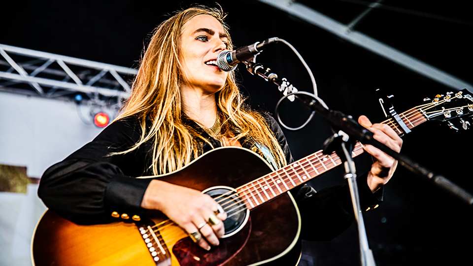 Lauren Jenkins at C2C 2019