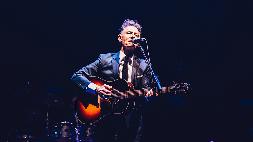 Lyle Lovett at C2C 2019