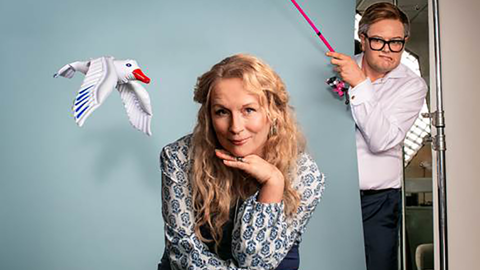 Jennifer Saunders and Alan Carr - Mamma Mia! Here We Go Yet Again!