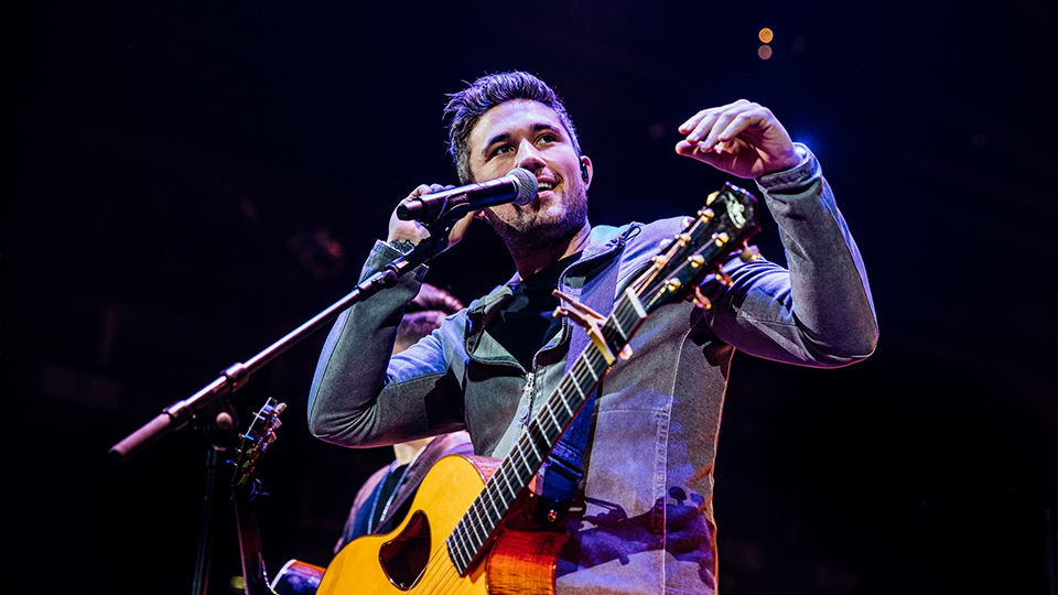 Michael Ray at C2C 2019