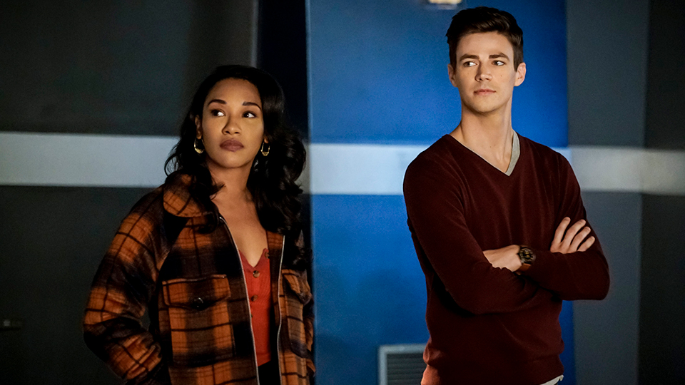 The Flash 5x12
