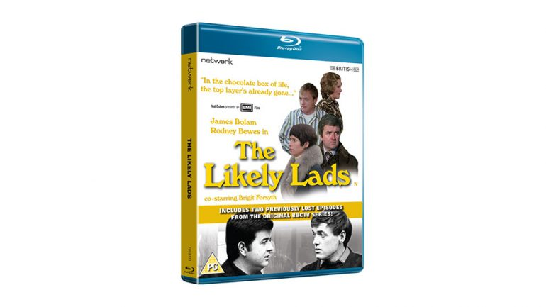 Win The Likely Lads on Blu-ray - Entertainment Focus