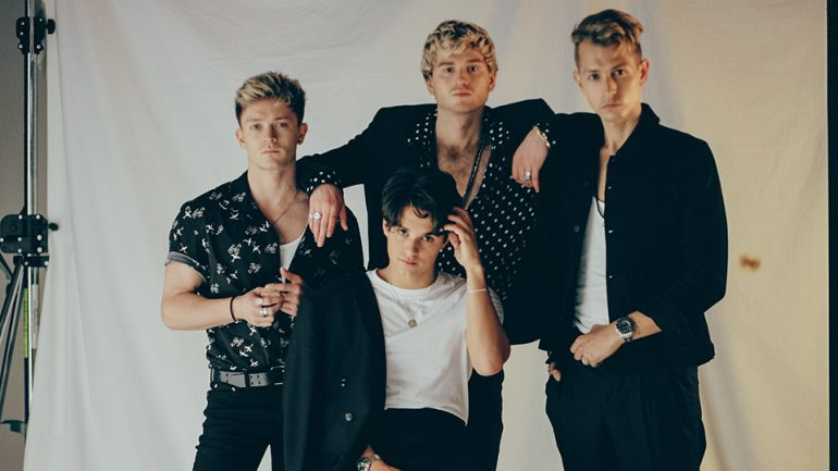 The Vamps Are Back With New Single All The Lies