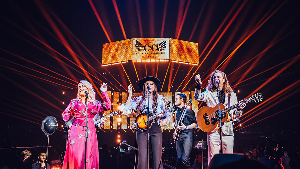 The Wandering Hearts at C2C 2019