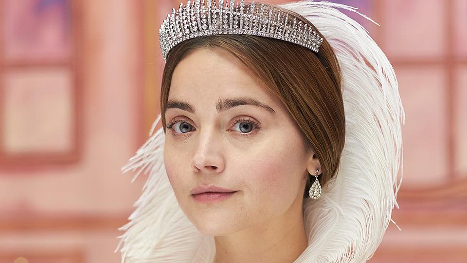 Victoria series 3 - Jenna Coleman