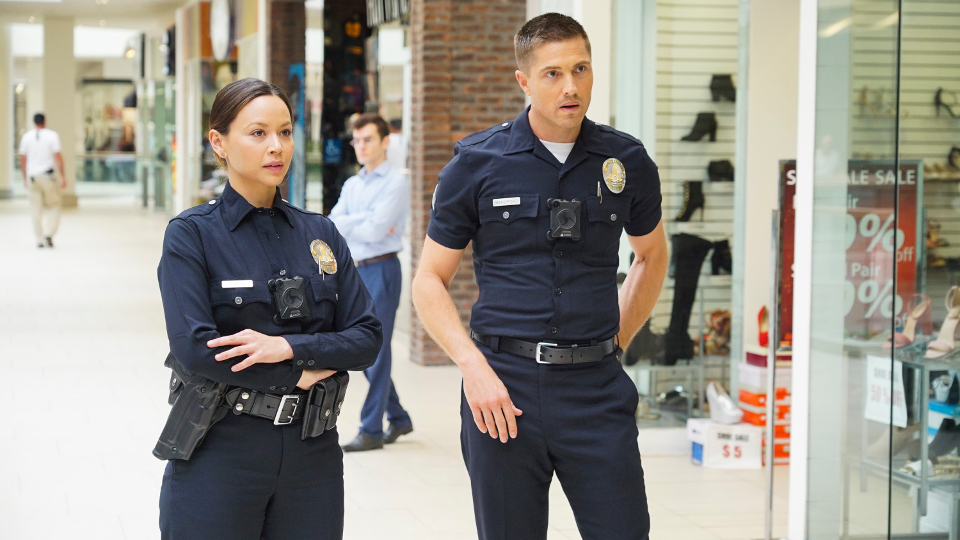 The Rookie - 1x06