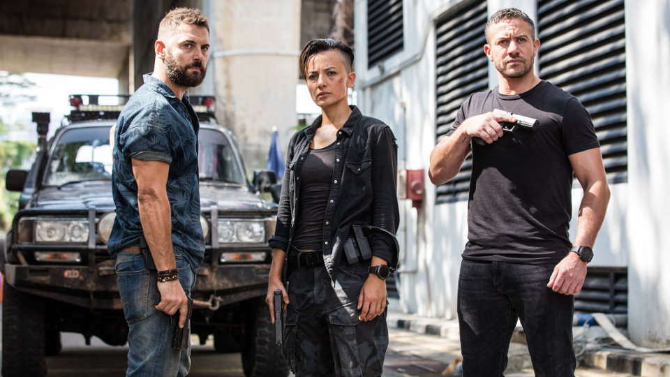 Strike Back renewed for season 7 - Entertainment Focus
