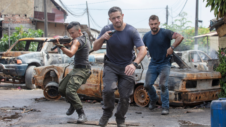 Strike Back: Silent War - 7x09