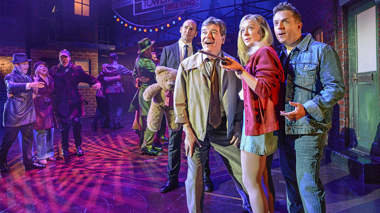 Blood Brothers at Leeds Grand Theatre