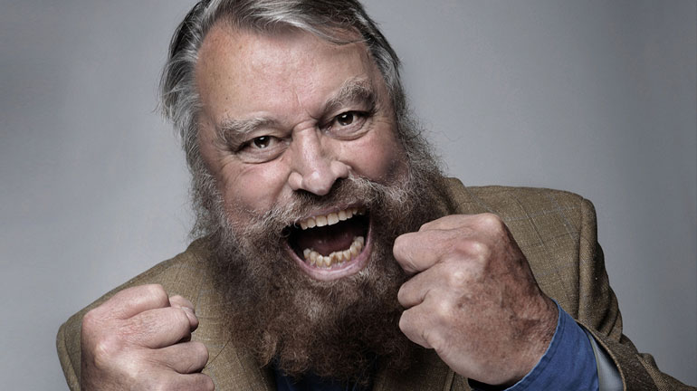 Brian Blessed Film and Television Festival Square Chapel