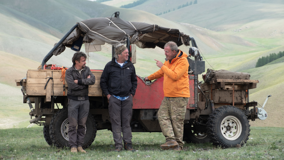 The Grand Tour - 3x13