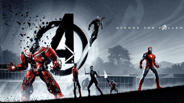 Avengers Endgame Meet Poster Artist Matt Ferguson Watch A New