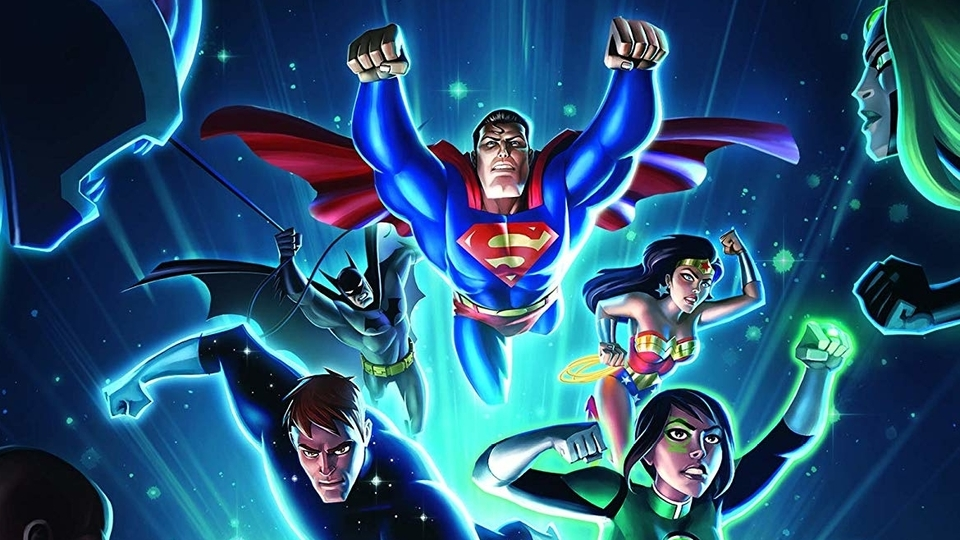 Win Justice League Vs The Fatal Five On Blu Ray Entertainment Focus