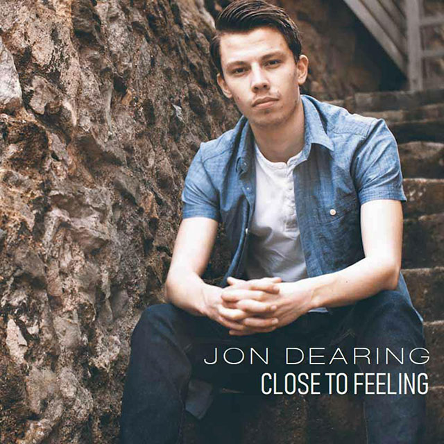 Jon Dearing - Close to Feeling