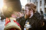 Game of Thrones - The Night's Watch & The Coldstream Guards at the Tower of London