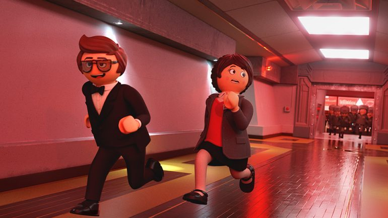 Image result for playmobil: the movie