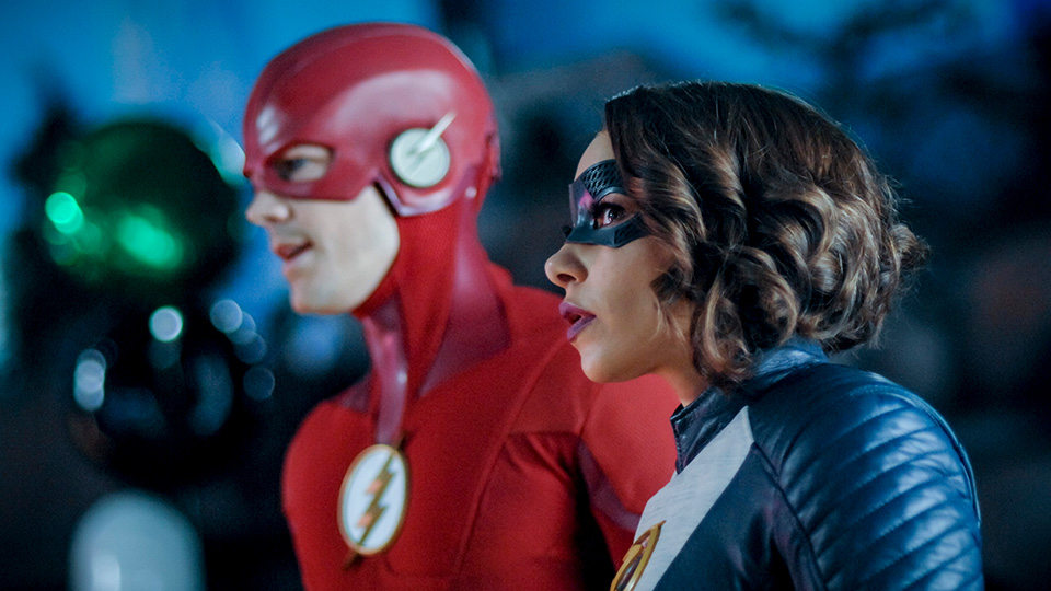 The Flash 5x17 Time Bomb