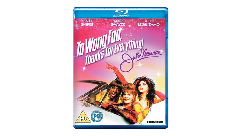 Win To Wong Foo Thanks For Everything Julie Newmar on Blu-ray