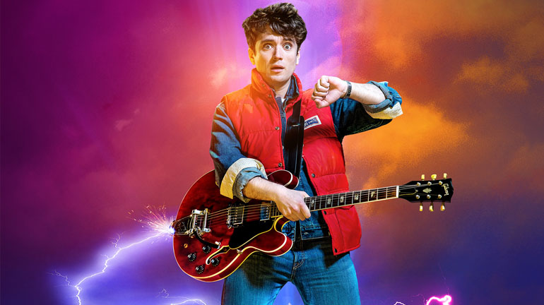 Back to the Future at Manchester Opera House