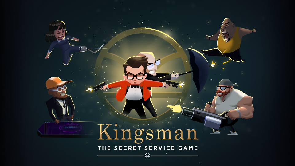 Kingsman: The Secret Service Game