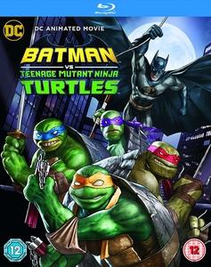 Batman v Teenage Mutant Ninja Turtles