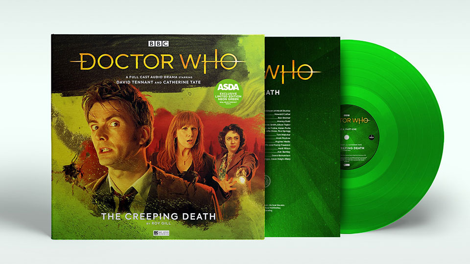 Doctor Who: The Creeping Death