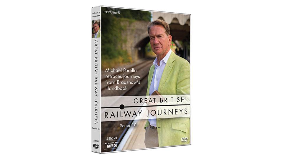 Great British Railway Journeys