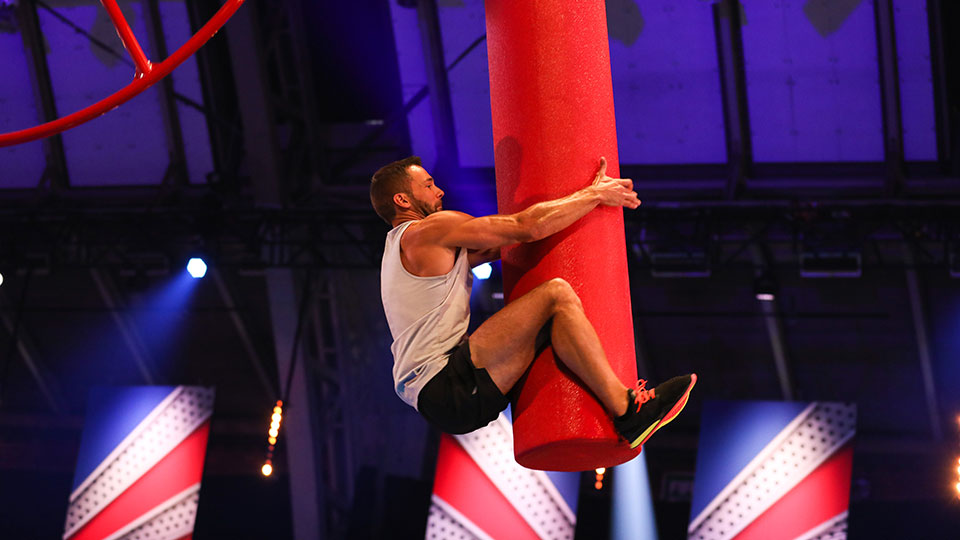 Sylvain Longchambon - Ninja Warrior UK