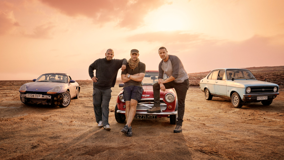 Top Gear 27/1
