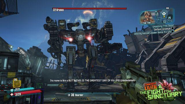 BL2Borderlands 2_Commander Lilith_Uranus_Boss