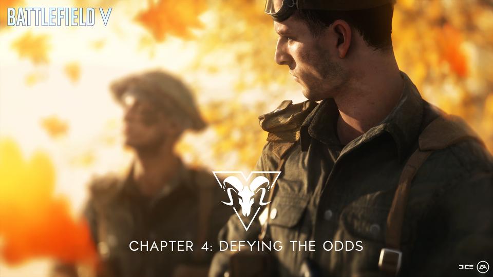 Battlefield V Chapter 4 Defying the Odds