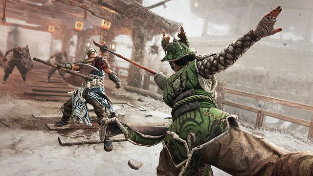 For Honor - Shadows of the Hitokiri