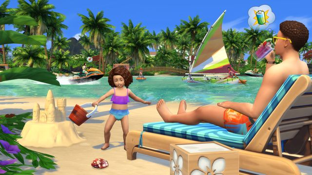 The Sims 4 - Island Living