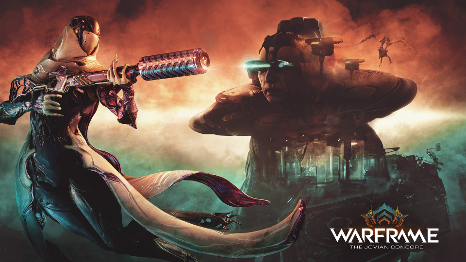 Warframe - The Jovian Concord