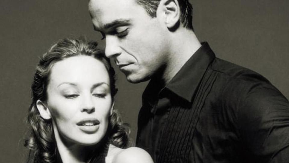 Kylie Minogue & Robbie Williams