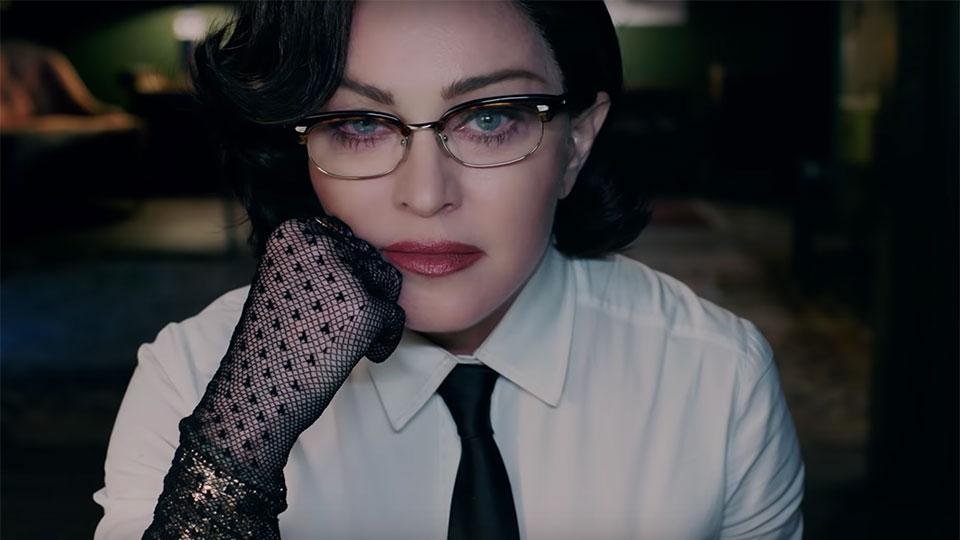 Madonna - God Control
