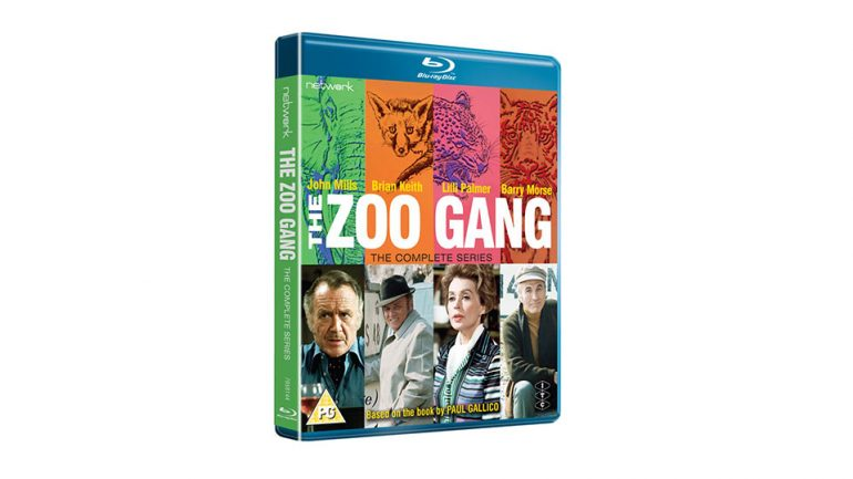 Win The Zoo Gang on Blu-ray - Entertainment Focus