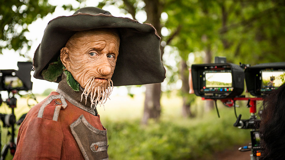 Worzel Gummidge - Mackenzie Crook