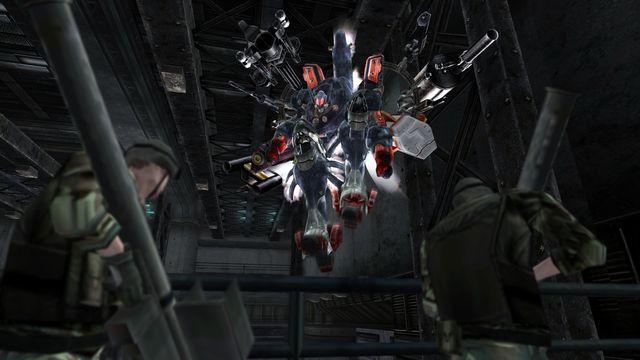 Metal Wolf Chaos XD - Screen 4