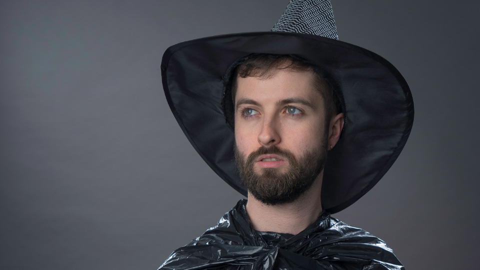 Interview: David McIver plans to Teleport Edinburgh audiences into a fantastical dimension