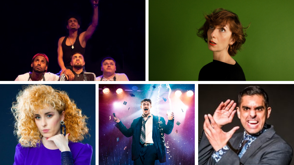 Touchdown at Edinburgh Festival Fringe 2019: First week theatre and comedy picks