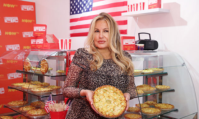 Jennifer Coolidge launches American Pie pop-up