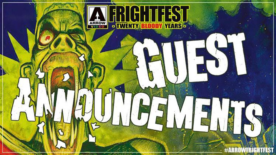 Arrow Video FrightFest