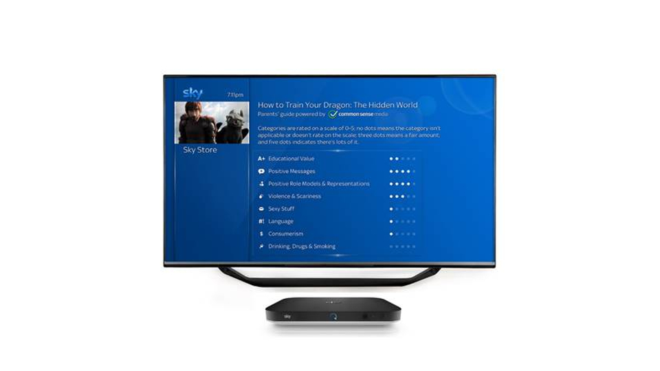 Sky Q Parents' Guide